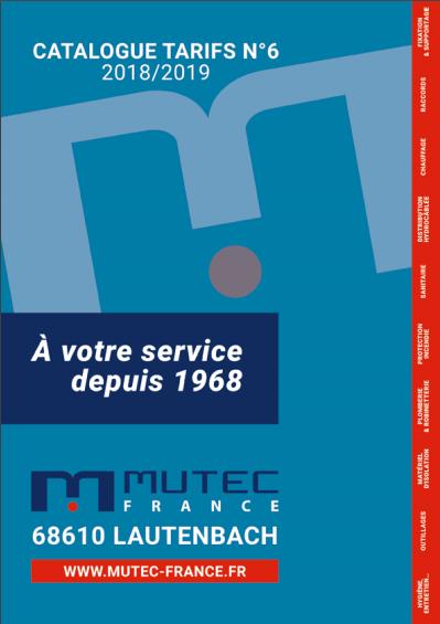 Catalogue Mutec France Lautenbach